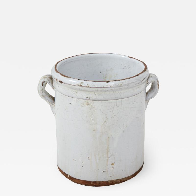 Large Terra Cotta Pot with Handles