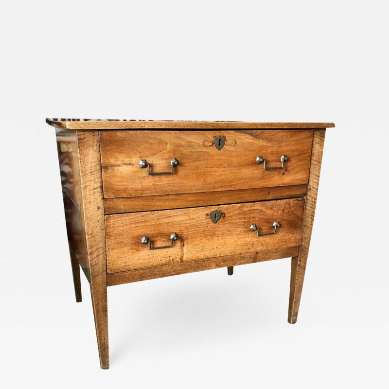 Late 18th Century Italian Neoclassical Chest of Drawers