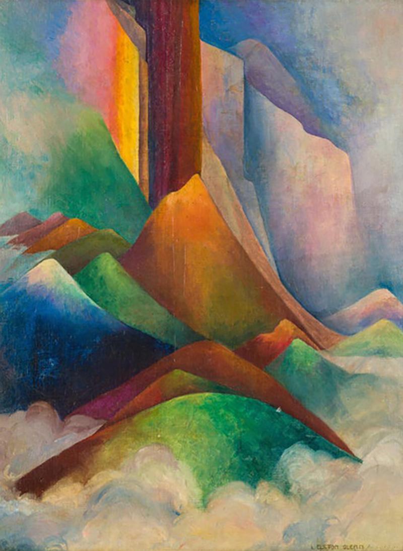 Laura Elston Glenn Painting by Laura Elston Glenn 1880 1952