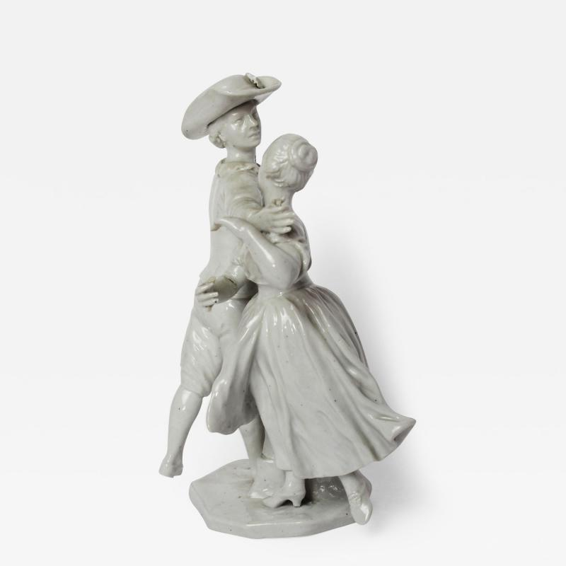 Le Nove Courting Couple Dancing