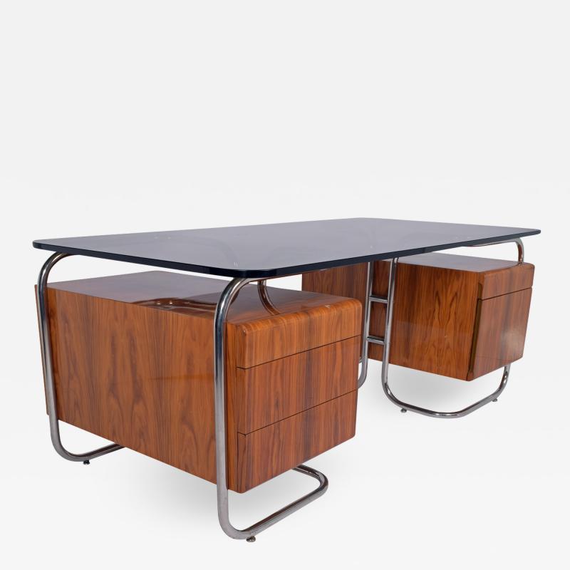 Leon Rosen Pace Collection Executive Desk A Leon Rosen design