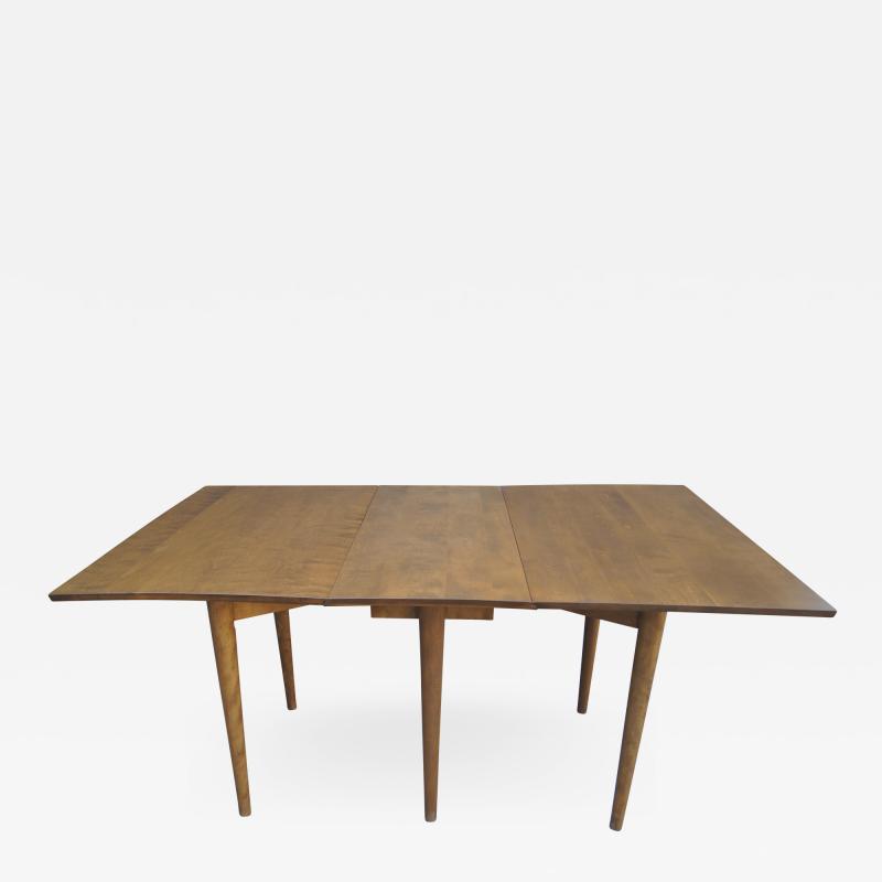 Leslie Diamond Birch Modernmates Dining Table by Leslie Diamond for Conant Ball