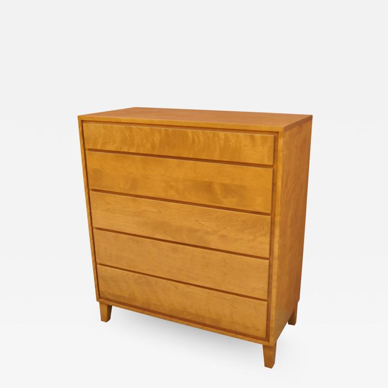 Leslie Diamond Modernmates Five Drawer Dresser by Leslie Diamond for Conant Ball
