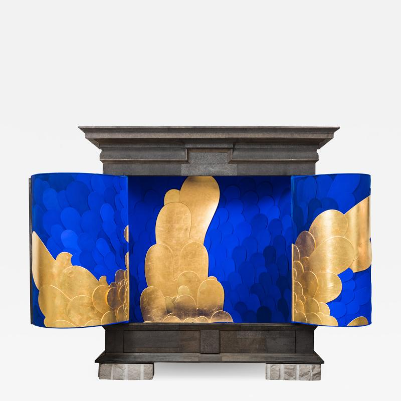 Lionel Jadot Blue Tie Roofing BE