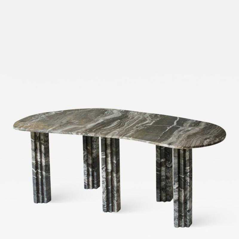 Lorenzo Bini Sculptural Marble Table Lorenzo Bini