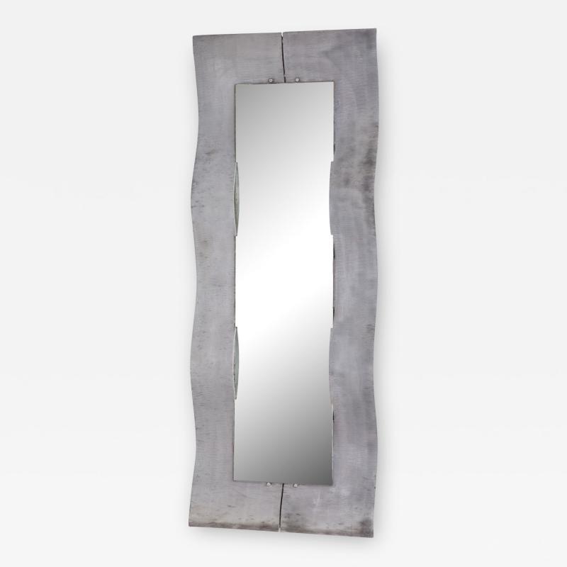 Lorenzo Burchiellaro Wave Mirror by Lorenzo Burchiellaro