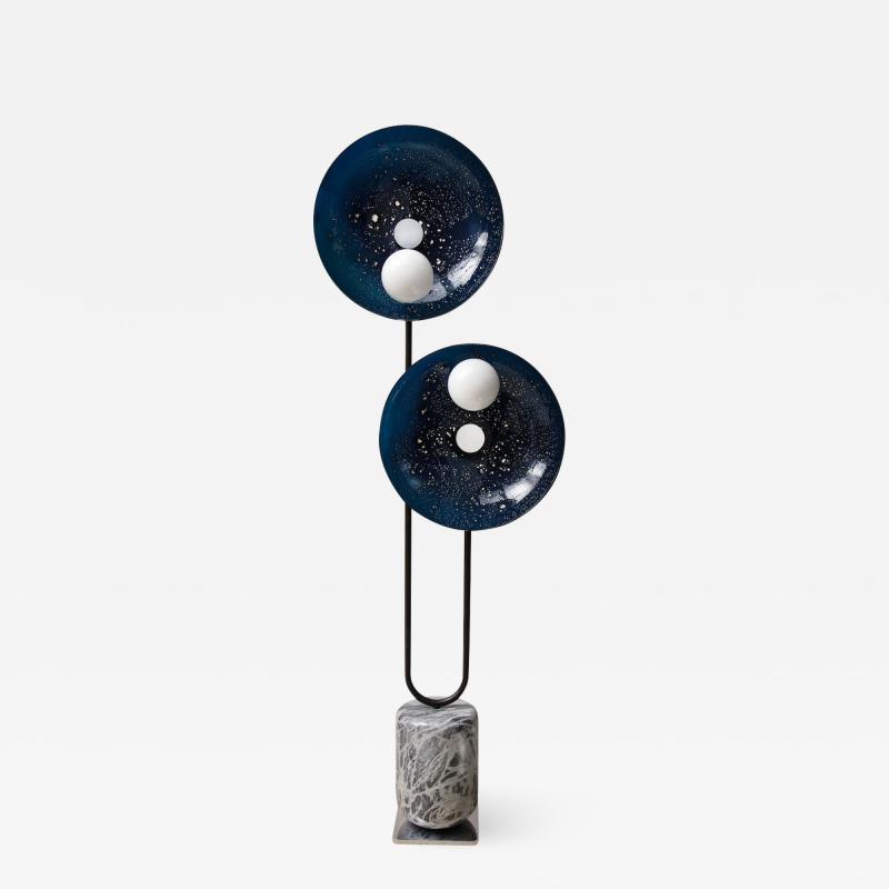 Lorin Silverman MoonWalk Floor Lamp by Lorin Silverman