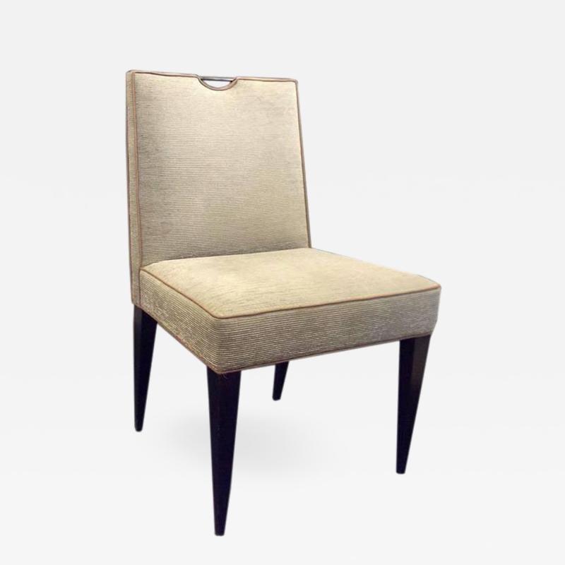 Lost City Arts Custom Dunwoodie Dining Chairs