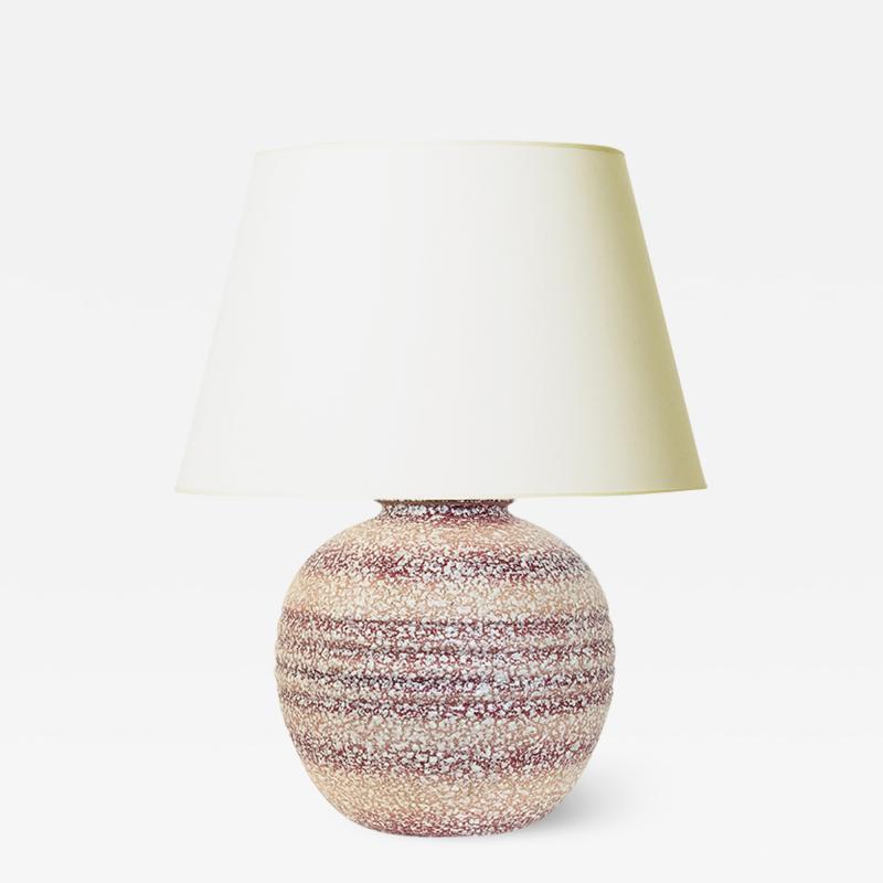 Louis Dage Lamp by Louis Dage