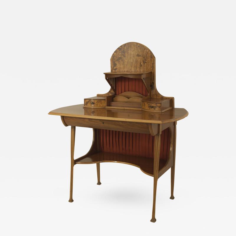 Louis Majorelle French Art Nouveau Dressing Table Writing Desk