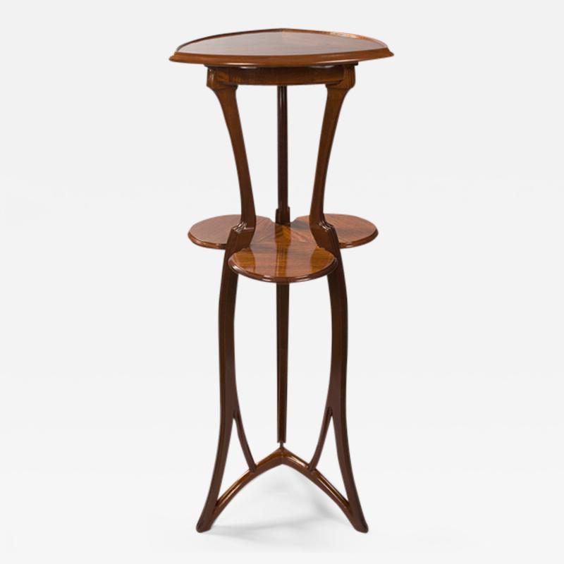 Louis Majorelle French Art Nouveau Pedestal