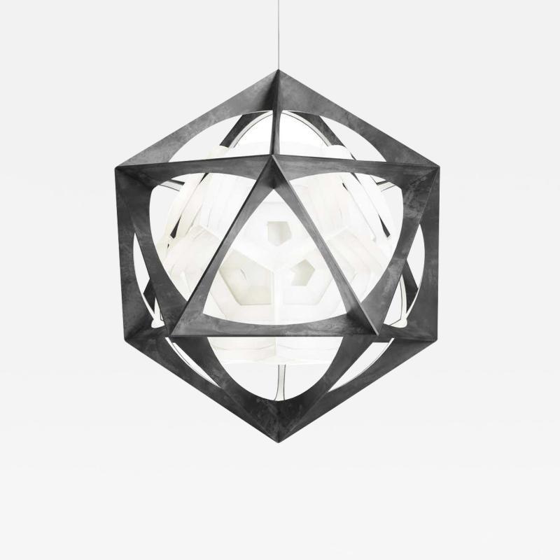Louis Poulsen Monumental Oe Quasi Light by Olafur Eliasson for Louis Poulsen