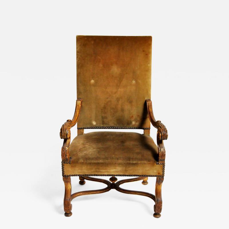 Louis Style Armchair