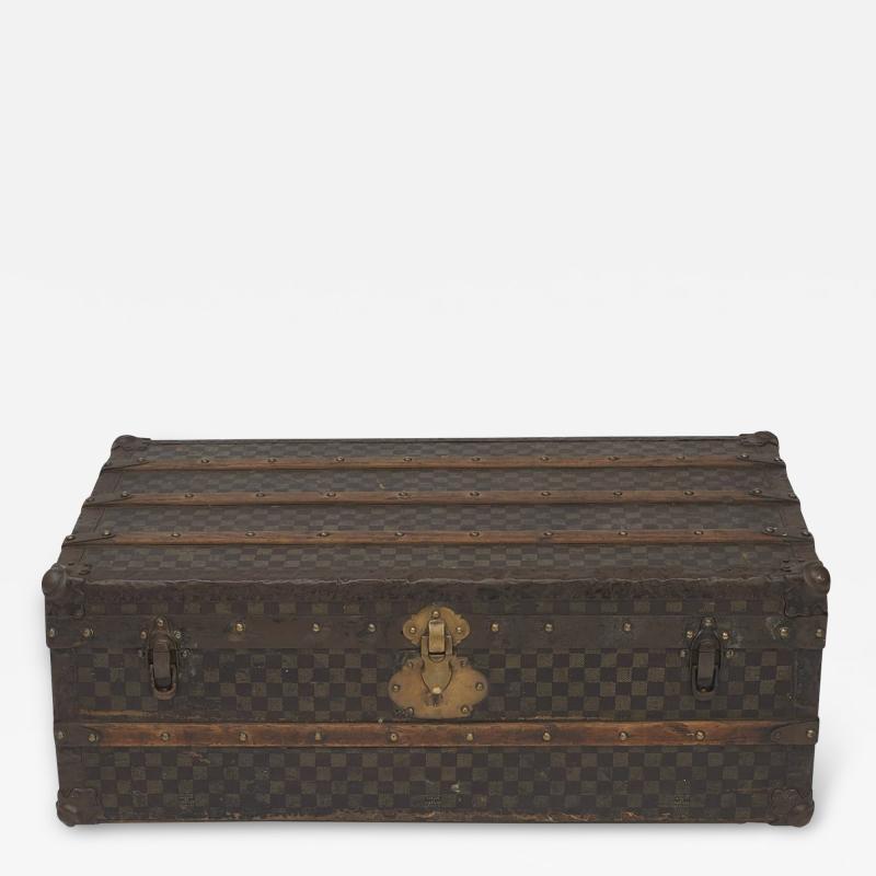 Louis Vuitton LOUIS VUITTON DAMIER TRUNK