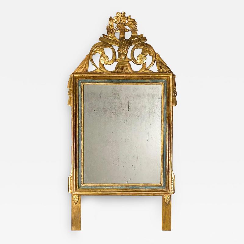 Louis XVI Style Mirror France 19th Century
