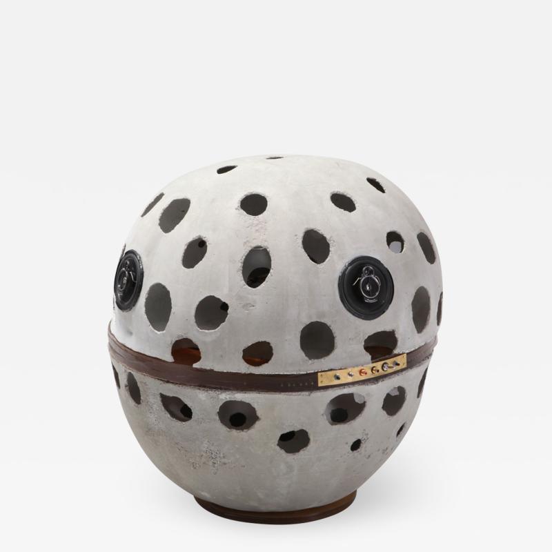 Lucas Mu oz Meteorite Sound System by Lucas Munoz 2019