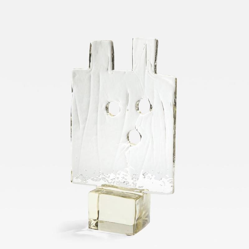 Luciano Gaspari Luciano Gaspari Glass Sculpture for Salviati