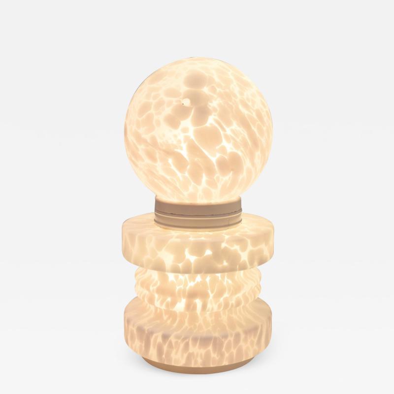 Luciano Vistosi Vistosi Cumulus Murano Glass Totem Lamp