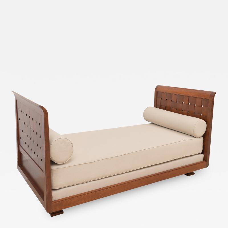 Lucien Rollin Fruitwood Daybed