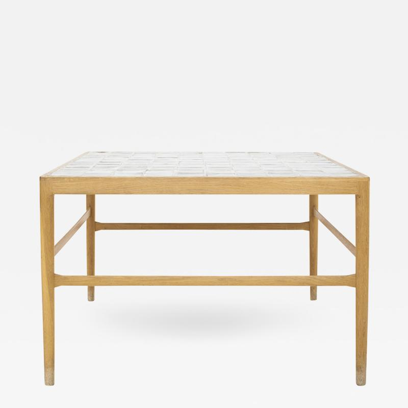Ludvig Pontoppidan Coffee Table with Tiles