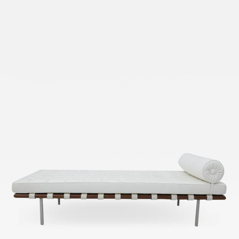 Ludwig Mies Van Der Rohe Ludwig Mies van der Rose Barcelona Daybed for Knoll