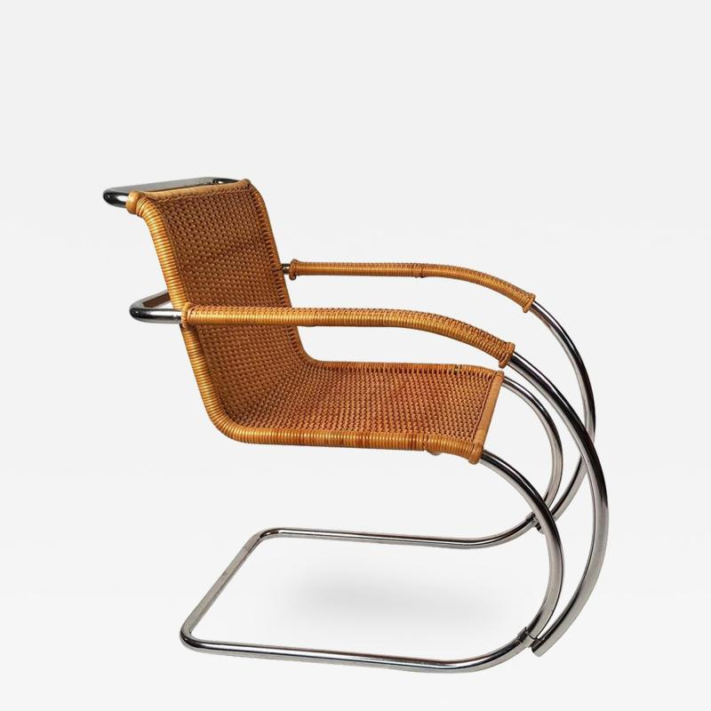 Ludwig Mies Van Der Rohe MR20 Lounge Chair by Ludwig Mies van der Rohe