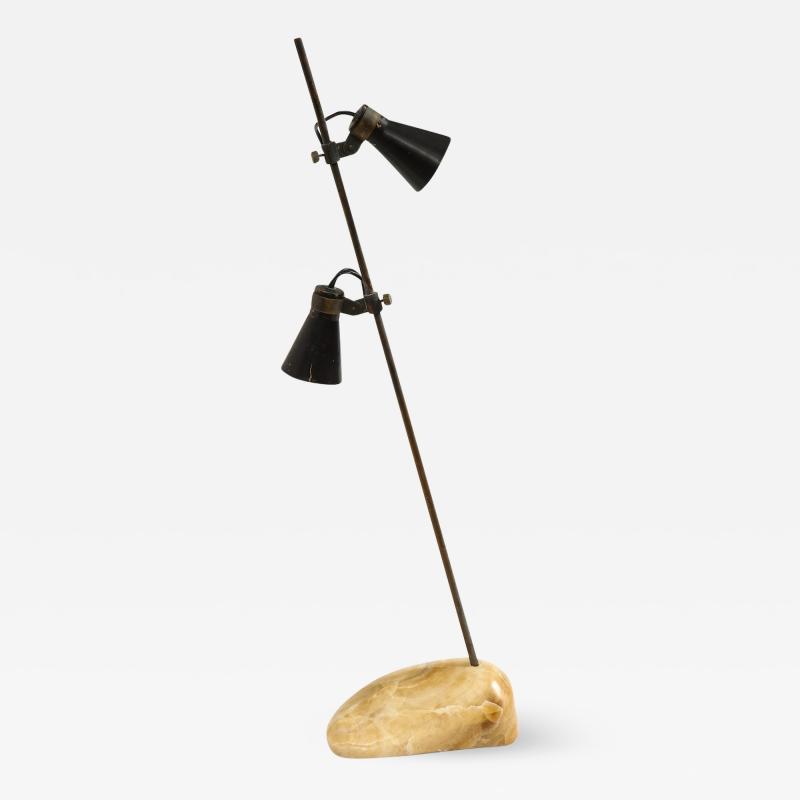 Luigi Caccia Dominioni Rare Sasso Table Lamp by Luigi Caccia Dominioni