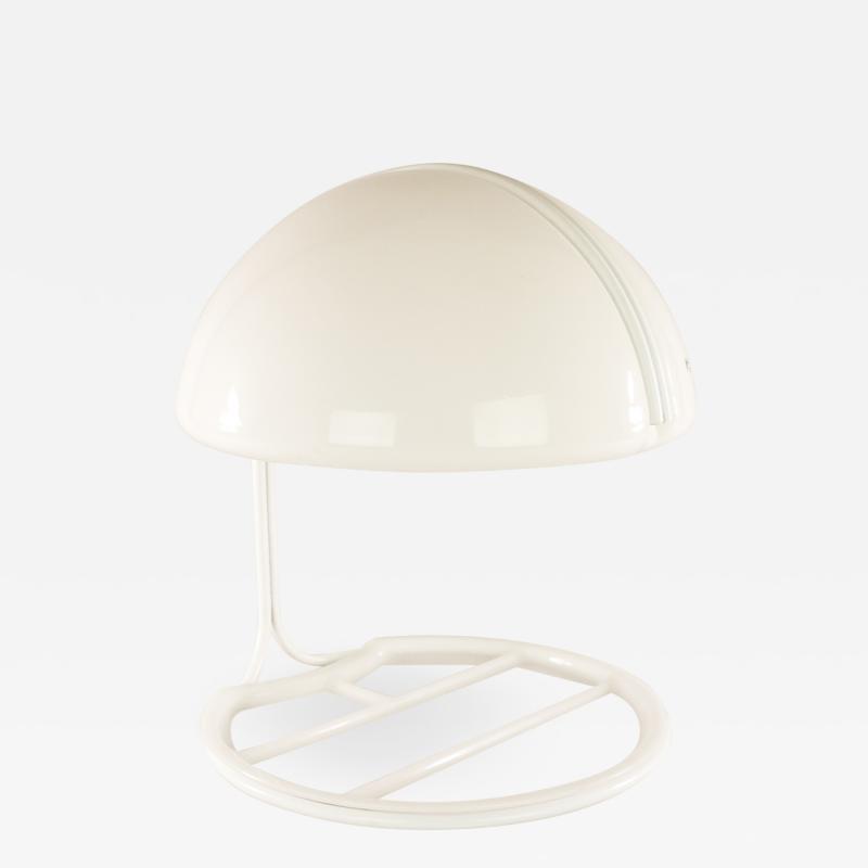 Luigi Massoni Conchiglia table lamp by Massoni and Buttura for Harvey Guzzini 1960s