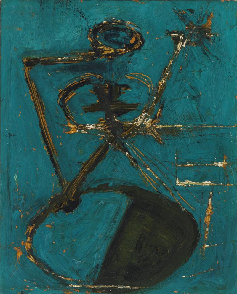 Robert Motherwell Untitled c 1947