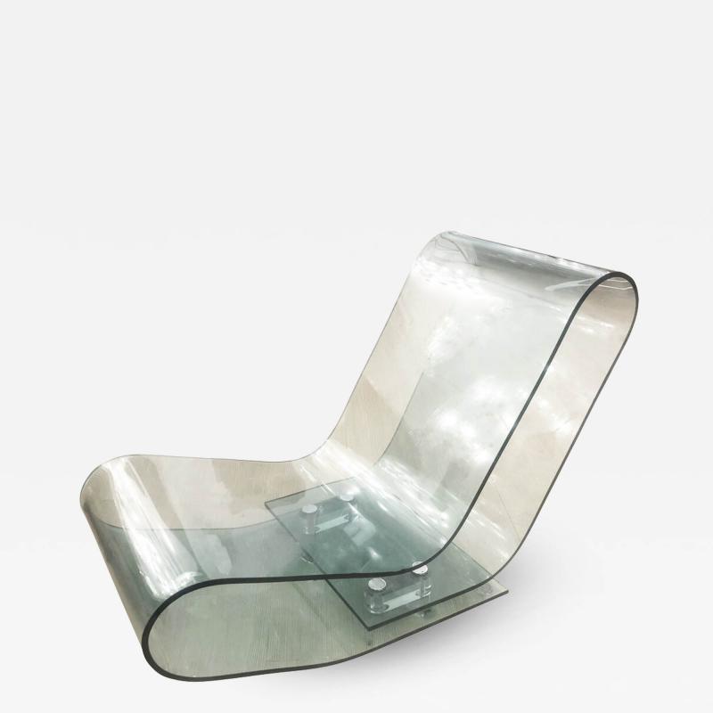 Maarten van Severen Kartell Lounge Chair Model 6040 by Maarten Van Severen