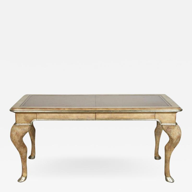 Maitland Smith Opulent Classic Style desk by Maitland Smith