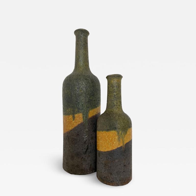 Marcello Fantoni Pair of Marcello Fantoni vases