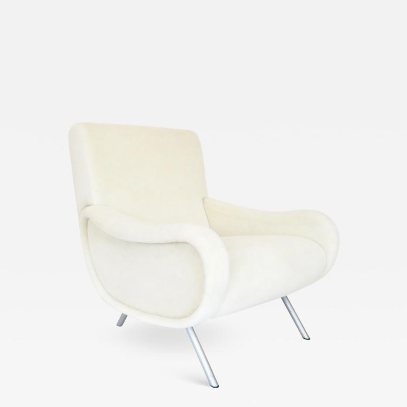 Marco Zanuso Marco Zanuso Italian Lady Chair by Arflex