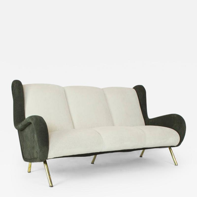 Marco Zanuso Senior Couch by Marco Zanuso 1955