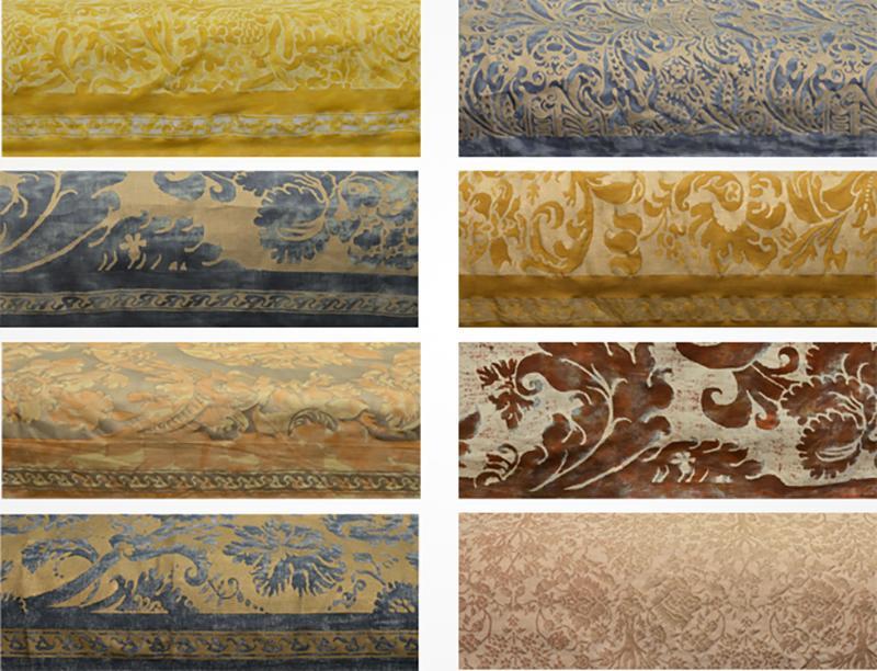 Mariano Fortuny Vintage Fortuny Fabrics