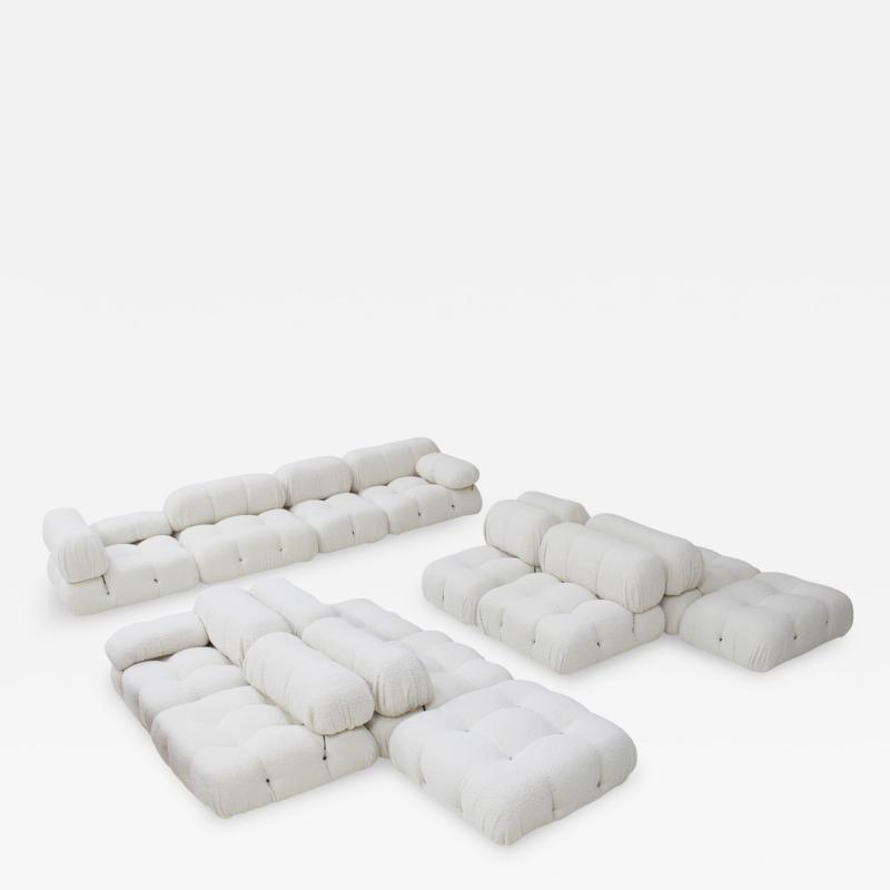Mario Bellini Mid Century Modular Sofa Mod Camaleonda Designed by Mario Bellini for B B Italy