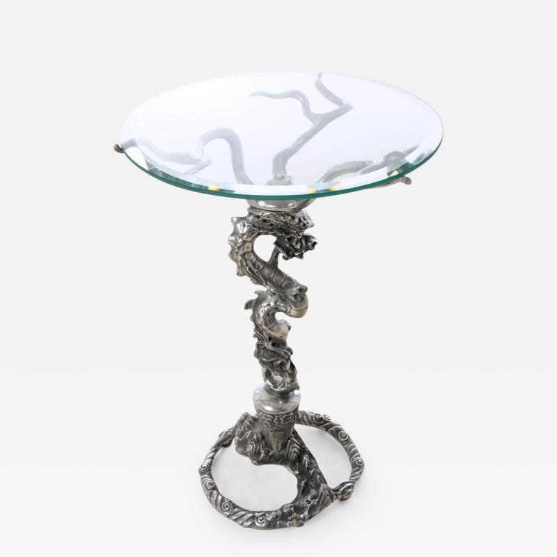 Mark Brazier Jones Dragon Side Table