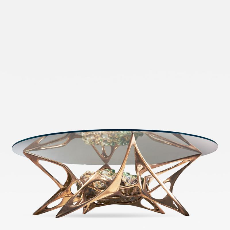 Mark Brazier Jones The Canveral Table