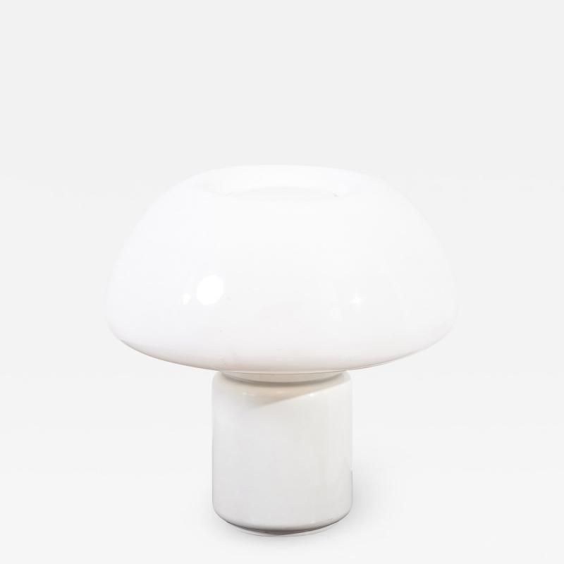 Martinelli Luce Mushroom Table Lamp Mod 625 by Elio Martinelli for Martinelli Luce Italy 1970s