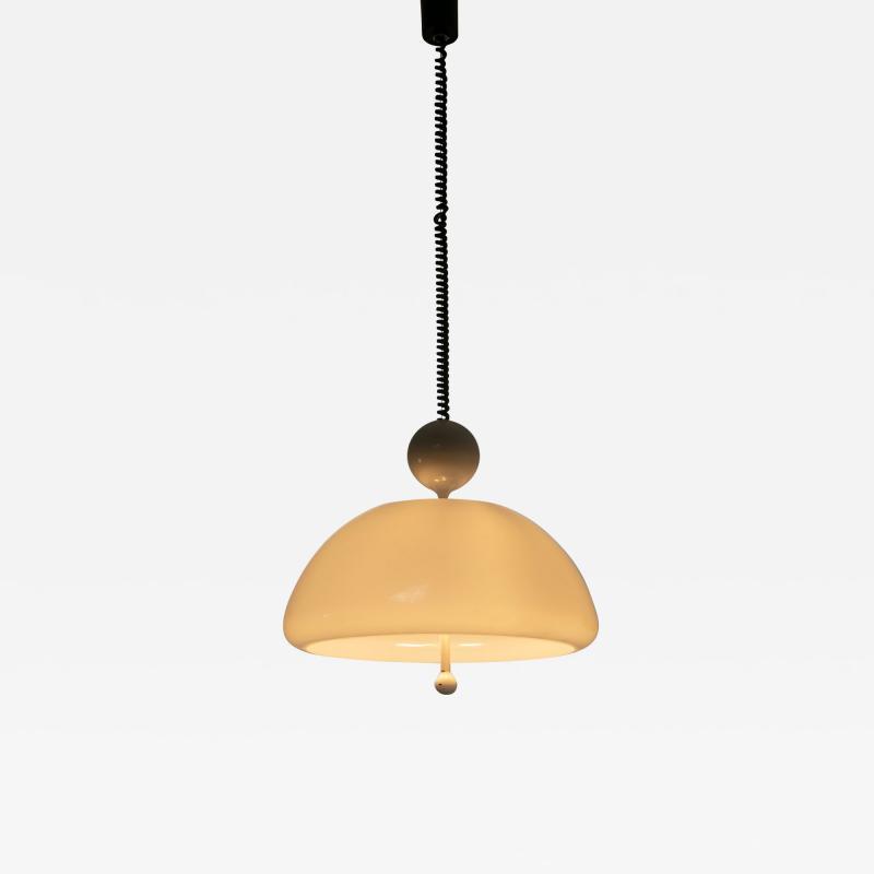Martinelli Luce Saliscendi Pendant Lamp by Elio Martinelli for Martinelli Luce
