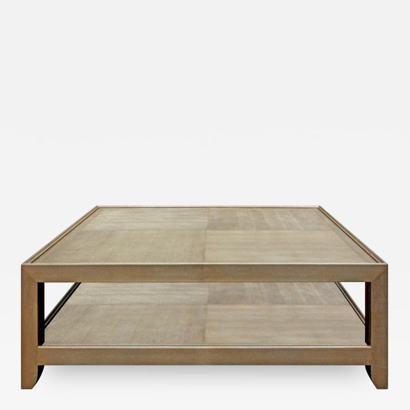 Mary Forssberg Windsor Coffee Table by Mary Forssberg Custom Made To Order