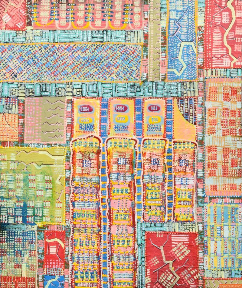 Matt Godwin Matt Godwin Abstract Painting Original Work