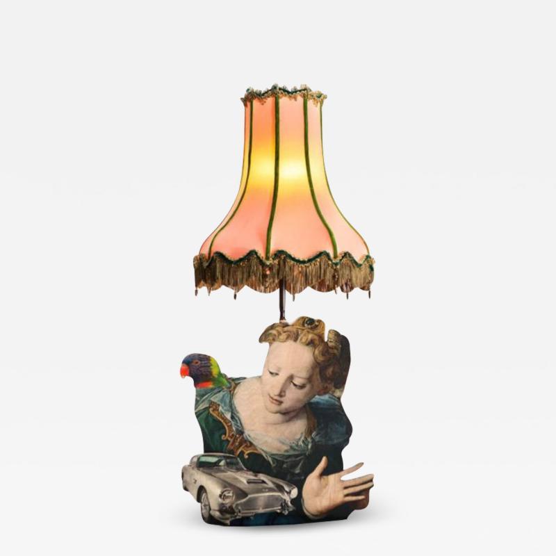 Mattia Biagi Repeat After Me Table Lamp