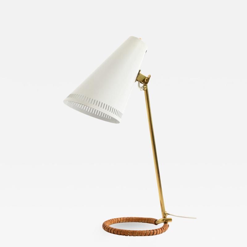 Mauri Almari Table Lamp Model K11 15 Produced by Idman