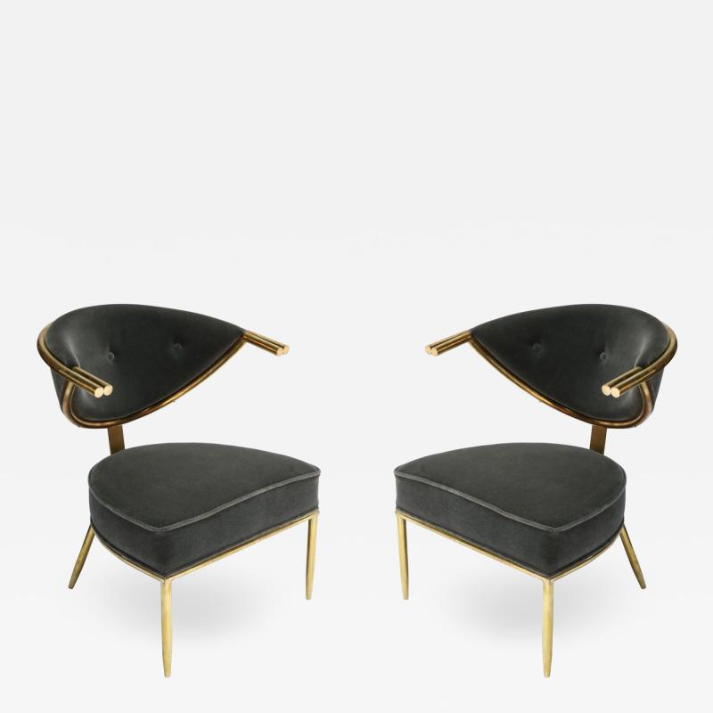 Maurice Bailey Pair of Chairs by Maurice Bailey for Monteverdi Young