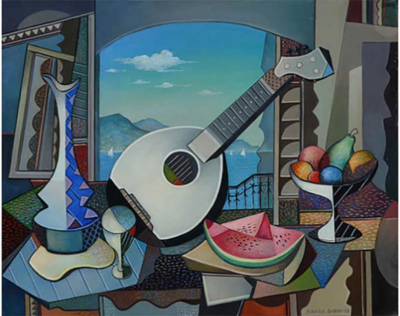 Maurice Green Wine Music and Watermelon