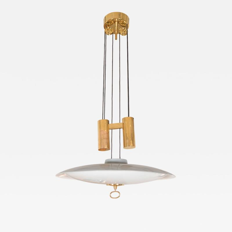 Max Ingrand ADJUSTABLE CEILING FIXTURE BY MAX INGRAND FOR FONTANA ARTE
