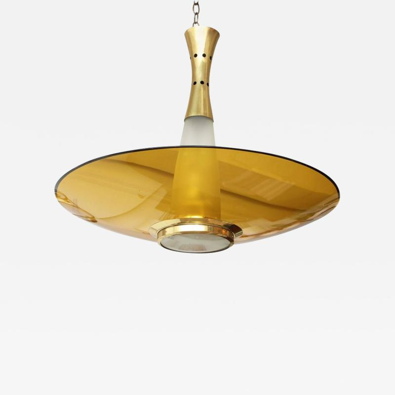 Max Ingrand Fontana Arte Max Ingrand Chandelier made in Italy 1955