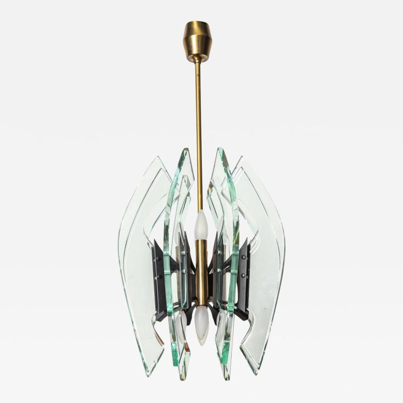 Max Ingrand Max Ingrand Chandelier Made in Italy by Fontana Arte
