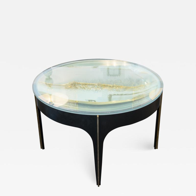 Max Ingrand Max Ingrand Magnificient Coffee table for Fontana Arte